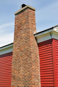 chimney repair hampton va
